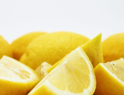 Granita al limone a Positano
