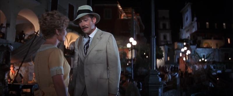 Film girati a Positano: goodbye Mr. Chips