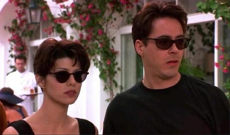 Film girati a Positano: Only you con Robert Downey Jr e Marisa Tomei