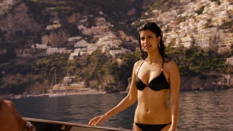 Scene della seconda stagione di Sens8 girate a Positano