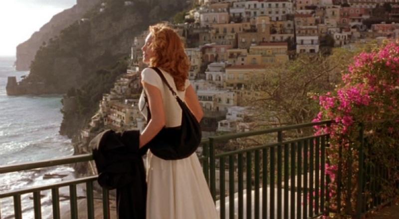 Film girati a Positano: Under the tuscan sun