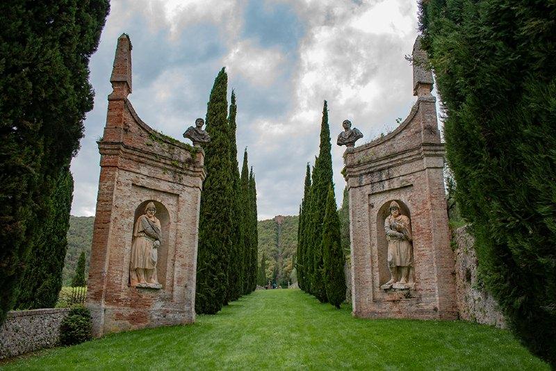 Dove dormire nei dintorni di Siena: VIlla Cetinale
