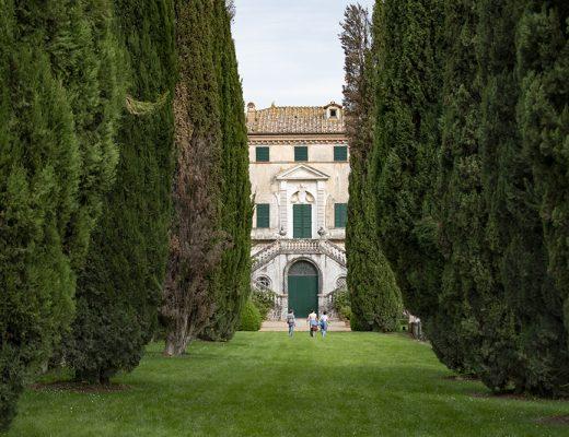 Dormire a Villa Cetinale