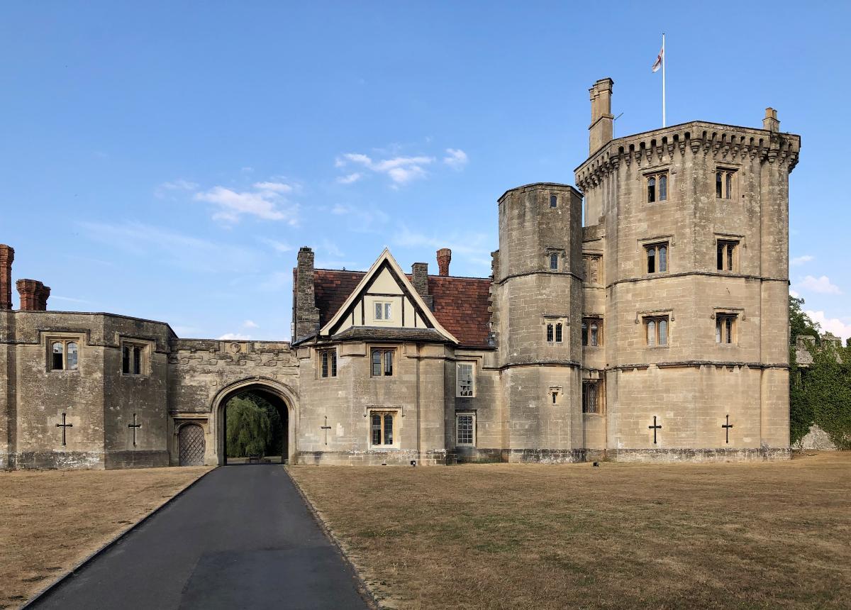 Dormire in un castello in Europa